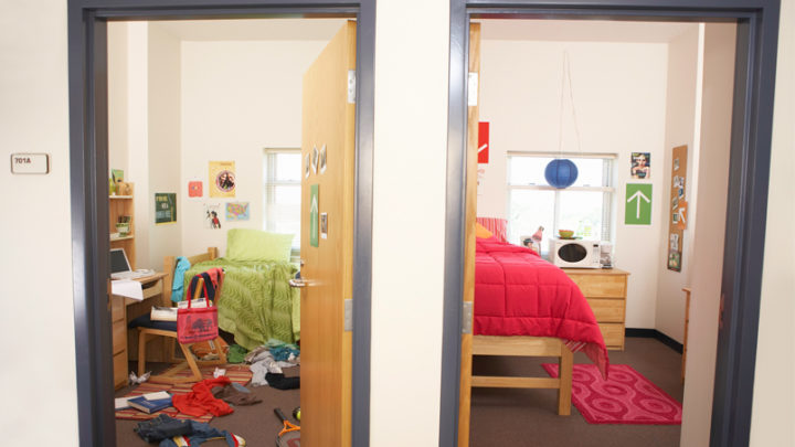 بهداشت خوابگاه دخترانه